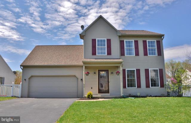 90 Silver Maple Court, MOUNT WOLF, PA 17347 (#PAYK114846) :: ExecuHome Realty