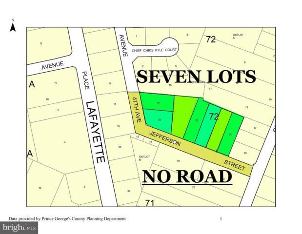 4802 Jefferson Street, RIVERDALE, MD 20737 (#MDPG524568) :: The Miller Team