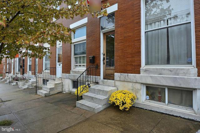 3917 Hudson Street, BALTIMORE, MD 21224 (#MDBA464720) :: The Gus Anthony Team
