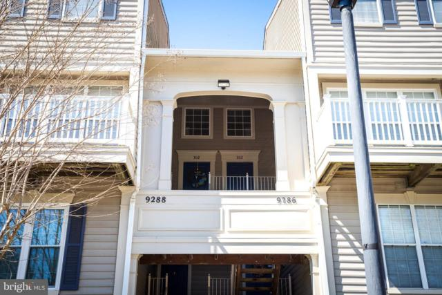 9288 Cardinal Forest Lane A, LORTON, VA 22079 (#VAFX1054608) :: Browning Homes Group