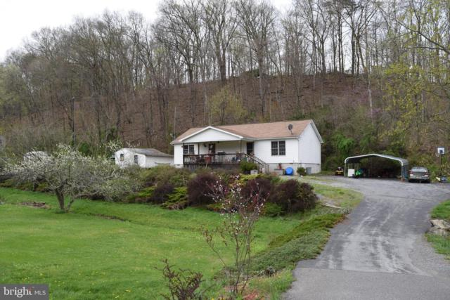 84 New Hope Rd, BERKELEY SPRINGS, WV 25411 (#WVMO115166) :: Pearson Smith Realty