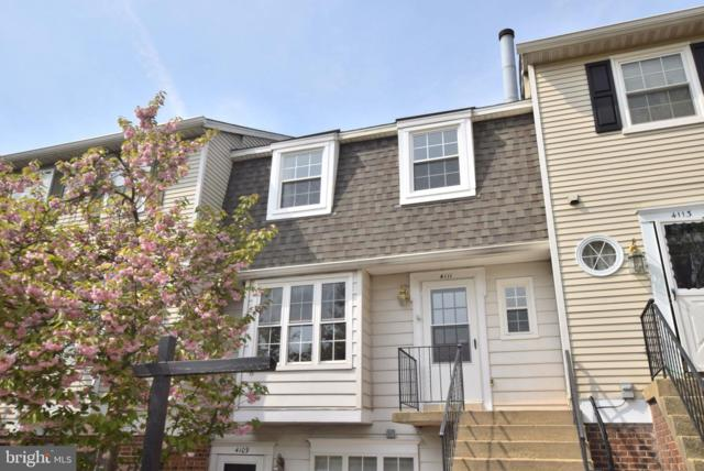4111 Winter Harbor Court 119D, CHANTILLY, VA 20151 (#VAFX1054626) :: The Vashist Group