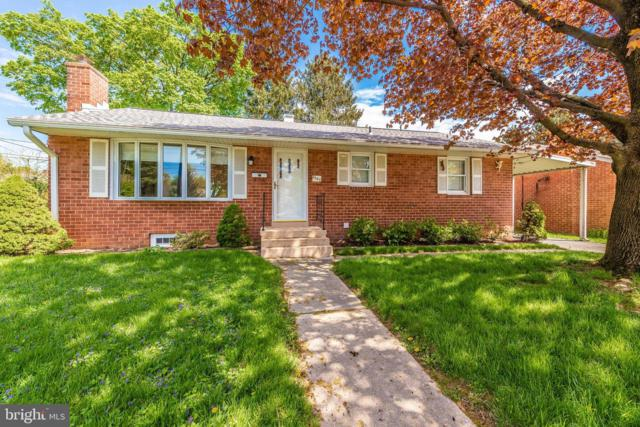 1507 W Seventh Street, FREDERICK, MD 21701 (#MDFR244626) :: RE/MAX Plus