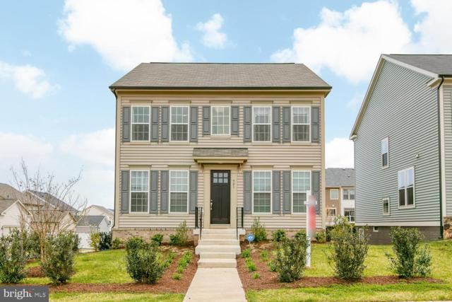 921 Coastal Avenue, STAFFORD, VA 22554 (#VAST209656) :: AJ Team Realty