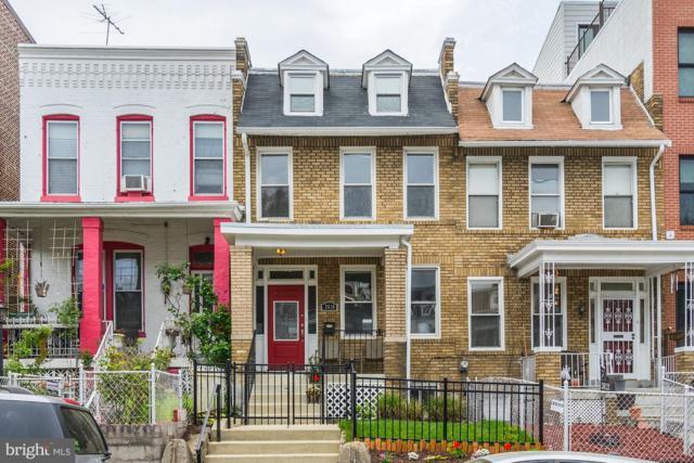3610 13TH Street NW, WASHINGTON, DC 20010 (#DCDC422930) :: Lucido Agency of Keller Williams