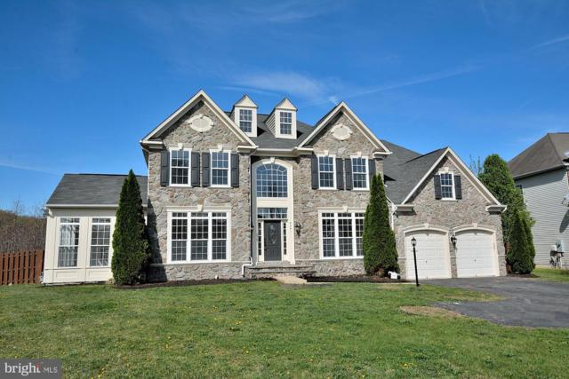 9201 Ashleys Park Lane, BRISTOW, VA 20136 (#VAPW465110) :: Jacobs & Co. Real Estate