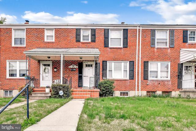 122 Garden Ridge Road, BALTIMORE, MD 21228 (#MDBC454488) :: Wes Peters Group Of Keller Williams Realty Centre