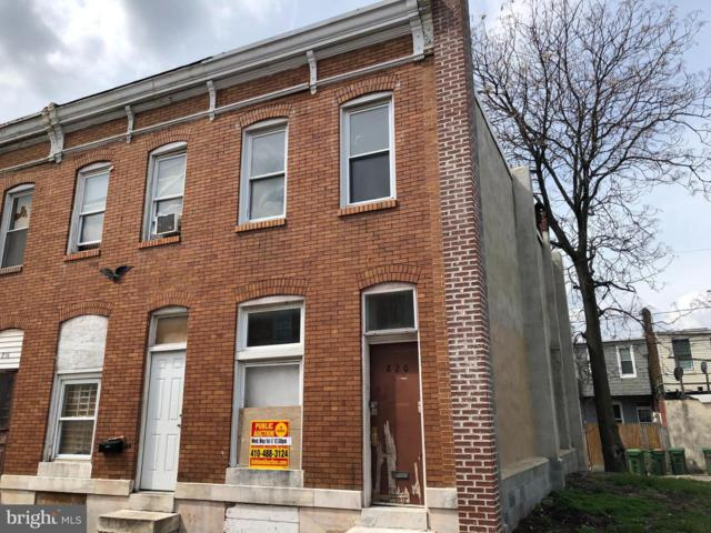 820 N Belnord Avenue, BALTIMORE, MD 21205 (#MDBA464824) :: Browning Homes Group