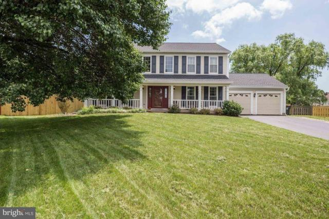 10379 Frank Court, MANASSAS, VA 20110 (#VAMN136908) :: Lucido Agency of Keller Williams