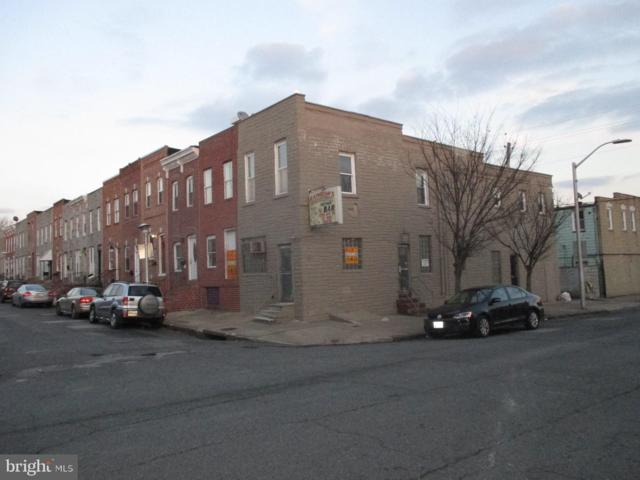 1175 Sargeant Street, BALTIMORE, MD 21223 (#MDBA464838) :: The Licata Group/Keller Williams Realty