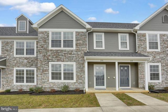 210 Blackford Boulevard #8, LEBANON, PA 17042 (#PALN106514) :: Younger Realty Group