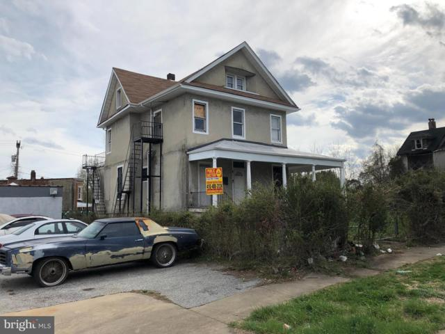 2933 Presstman Street, BALTIMORE, MD 21216 (#MDBA464862) :: Colgan Real Estate