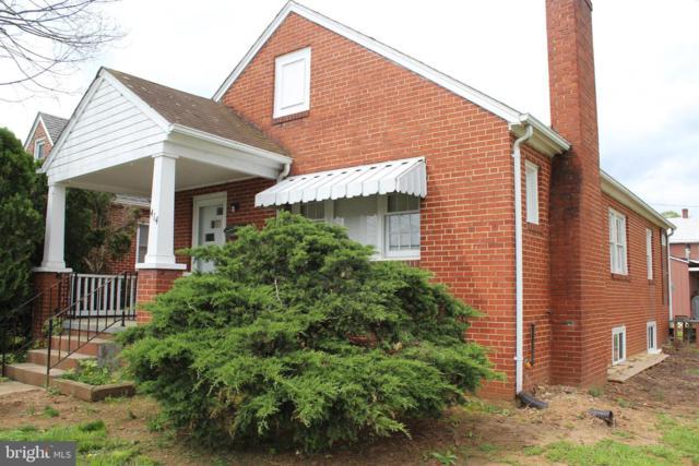 414 Warren Avenue, FRONT ROYAL, VA 22630 (#VAWR136472) :: Great Falls Great Homes