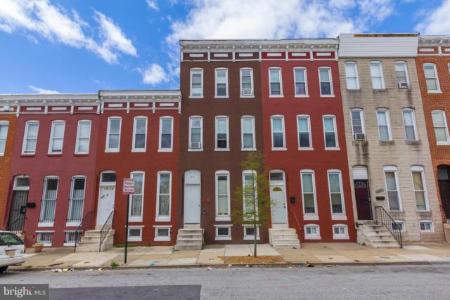 1414 N Eden Street, BALTIMORE, MD 21213 (#MDBA464882) :: Homes to Heart Group