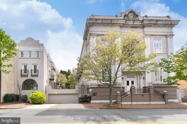 316 Prince Street #1, ALEXANDRIA, VA 22314 (#VAAX234468) :: Pearson Smith Realty