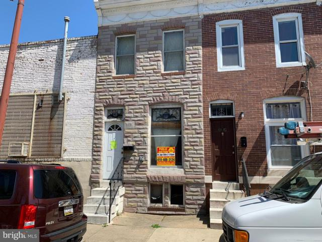139 N Janney Street, BALTIMORE, MD 21224 (#MDBA464888) :: Dart Homes