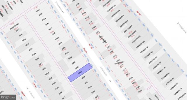 1830 E Oakdale Street, PHILADELPHIA, PA 19125 (#PAPH788720) :: Remax Preferred | Scott Kompa Group
