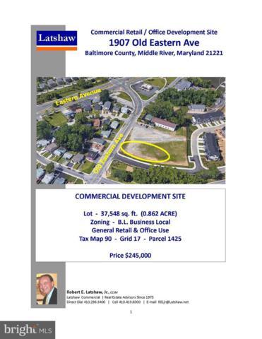 1907 Old Eastern Avenue, ESSEX, MD 21221 (#MDBC454562) :: Arlington Realty, Inc.