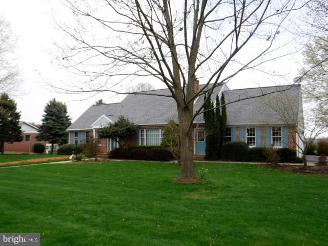 515 Starr Avenue, CHAMBERSBURG, PA 17202 (#PAFL164890) :: Benchmark Real Estate Team of KW Keystone Realty