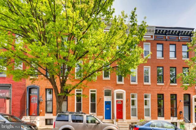 21 N Chester Street, BALTIMORE, MD 21231 (#MDBA464910) :: Stevenson Residential Group of Keller Williams Legacy Central