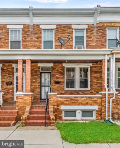 3306 Dudley Avenue, BALTIMORE, MD 21213 (#MDBA464918) :: The Gus Anthony Team