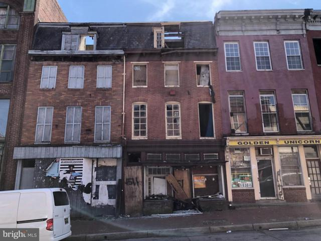 1511 W Baltimore Street, BALTIMORE, MD 21223 (#MDBA464922) :: Arlington Realty, Inc.