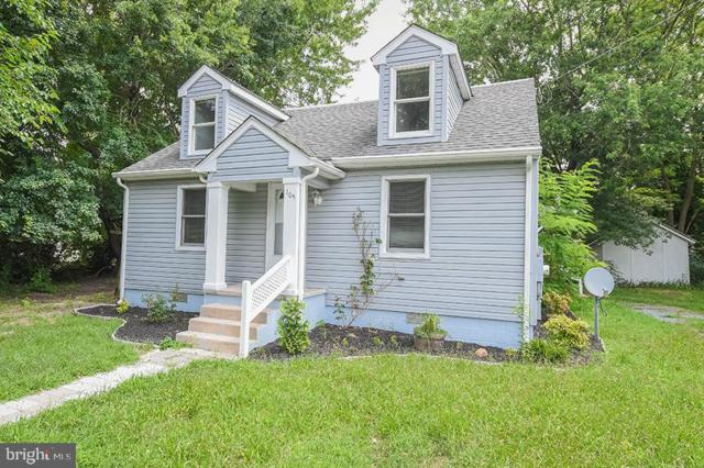 105 Russell Avenue, FRUITLAND, MD 21826 (#MDWC102972) :: The Windrow Group