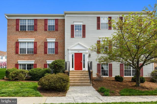 110 Prosperity Avenue SE E, LEESBURG, VA 20175 (#VALO381274) :: Network Realty Group