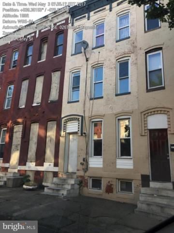 1117 N Carey Street, BALTIMORE, MD 21217 (#MDBA464956) :: The Gold Standard Group