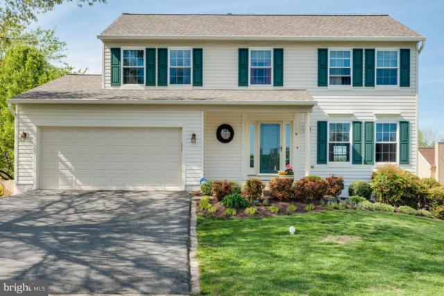 9 Knollside Court, STAFFORD, VA 22554 (#VAST209726) :: Keller Williams Pat Hiban Real Estate Group