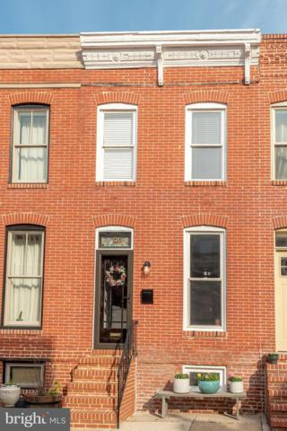 1451 Richardson Street, BALTIMORE, MD 21230 (#MDBA464998) :: The Gus Anthony Team