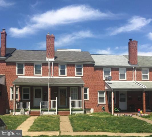 7104 Eastbrook Avenue, BALTIMORE, MD 21224 (#MDBC454690) :: The Bob & Ronna Group