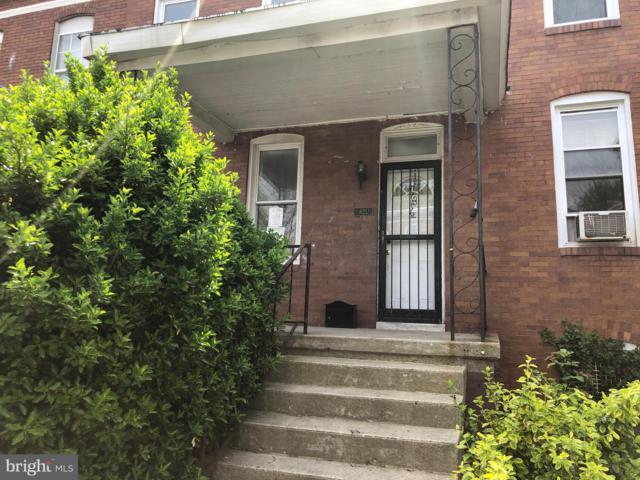 621 Melville Avenue, BALTIMORE, MD 21218 (#MDBA465006) :: Blue Key Real Estate Sales Team