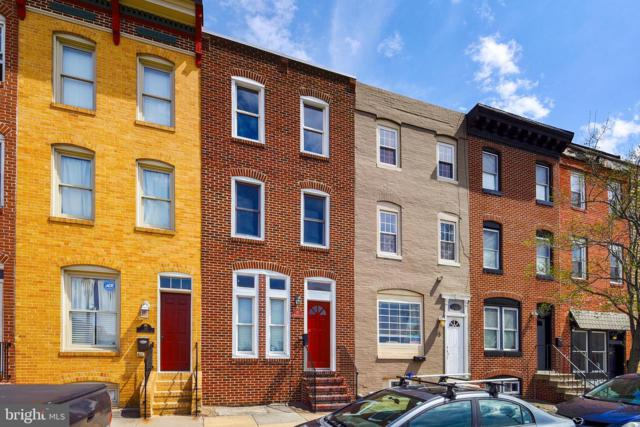 17 N Washington Street N, BALTIMORE, MD 21231 (#MDBA465022) :: Advance Realty Bel Air, Inc