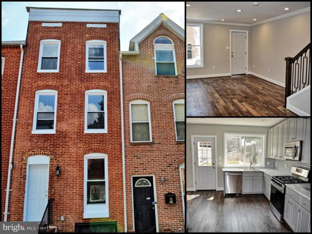 1815 E. Lombard Street, BALTIMORE, MD 21231 (#MDBA465028) :: ExecuHome Realty