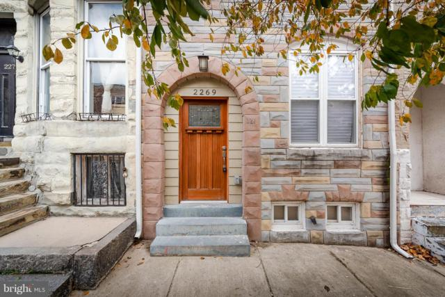 2269 Madison Avenue, BALTIMORE, MD 21217 (#MDBA465050) :: SURE Sales Group