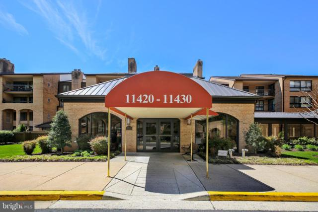 11430 Strand Drive R-311, ROCKVILLE, MD 20852 (#MDMC653966) :: The Maryland Group of Long & Foster