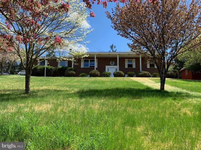 46 Green Acres Lane, BERKELEY SPRINGS, WV 25411 (#WVMO115186) :: Pearson Smith Realty