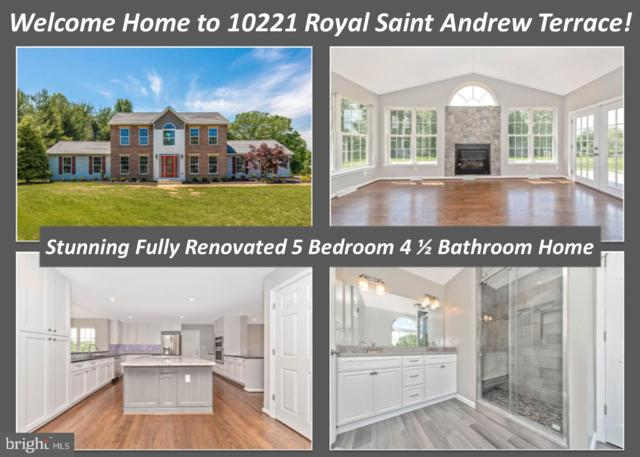10221 Royal Saint Andrews Place, IJAMSVILLE, MD 21754 (#MDFR244780) :: Jim Bass Group of Real Estate Teams, LLC