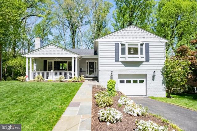 3507 Glenmoor Drive, CHEVY CHASE, MD 20815 (#MDMC654024) :: The Daniel Register Group