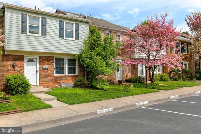 23 Big Acre Square 20-3, GAITHERSBURG, MD 20878 (#MDMC654046) :: ExecuHome Realty