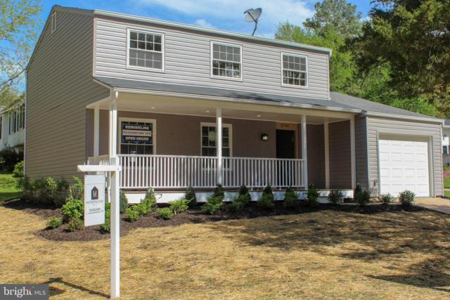 5706 Oak Stake Court, BURKE, VA 22015 (#VAFX1055380) :: The Gus Anthony Team