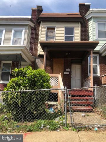 414 Poplar Grove Street, BALTIMORE, MD 21223 (#MDBA465136) :: The Maryland Group of Long & Foster
