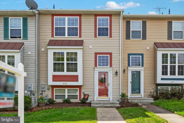 625 Windsor Drive, WESTMINSTER, MD 21158 (#MDCR187770) :: The Maryland Group of Long & Foster