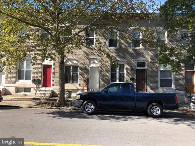 512 N Milton Avenue, BALTIMORE, MD 21205 (#MDBA465206) :: ExecuHome Realty