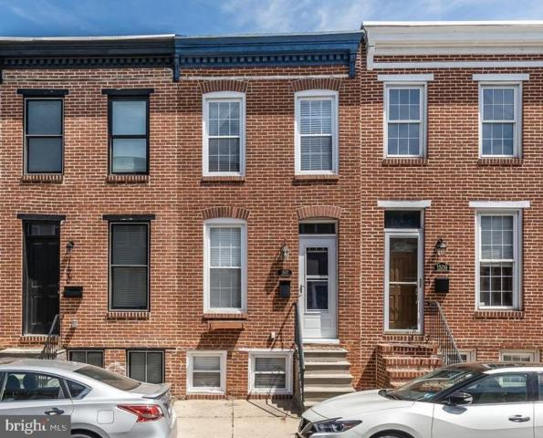 1507 Clarkson Street, BALTIMORE, MD 21230 (#MDBA465212) :: Charis Realty Group