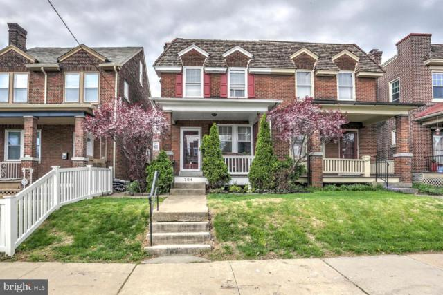 704 N Franklin Street, LANCASTER, PA 17602 (#PALA131126) :: Younger Realty Group