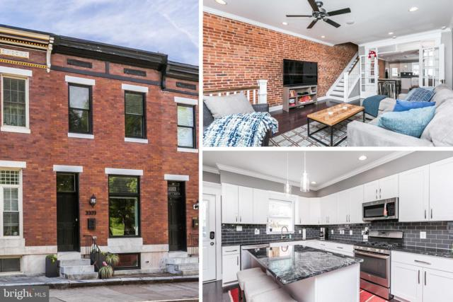 3009 Eastern Avenue, BALTIMORE, MD 21224 (#MDBA465242) :: Great Falls Great Homes