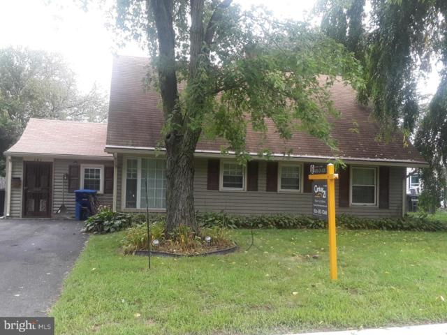 161 Pageant Lane, WILLINGBORO, NJ 08046 (#NJBL342656) :: Remax Preferred | Scott Kompa Group