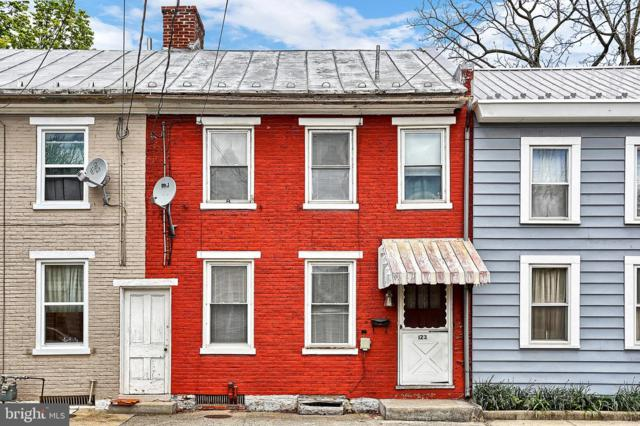 123 E North Street, CARLISLE, PA 17013 (#PACB112290) :: Keller Williams of Central PA East